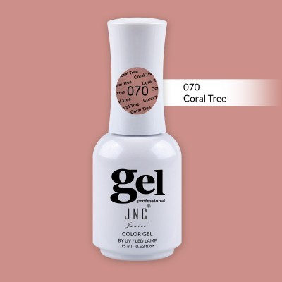 Verniz Gel 070 - Coral Tree