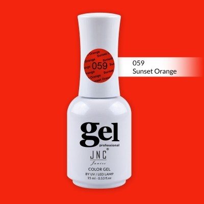 Verniz Gel 059 - Sunset Orange