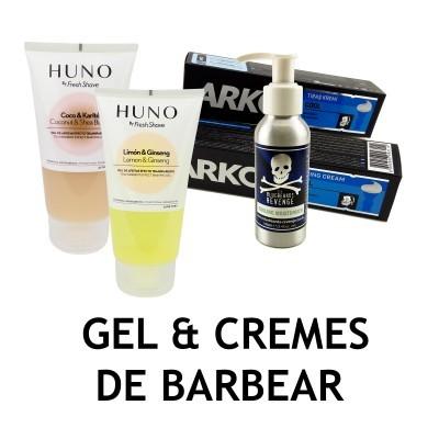 Cremes & Gel de Barbear