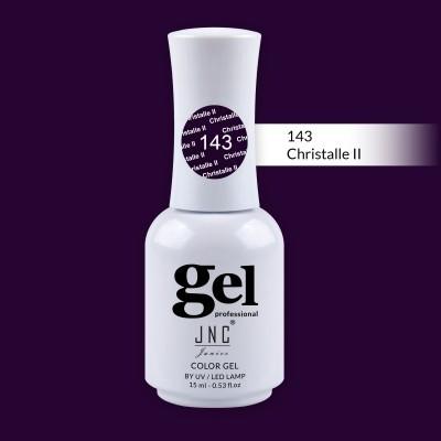 Verniz Gel 143 - Christalle II