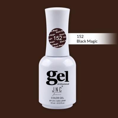 Verniz Gel 152 - Black Magic
