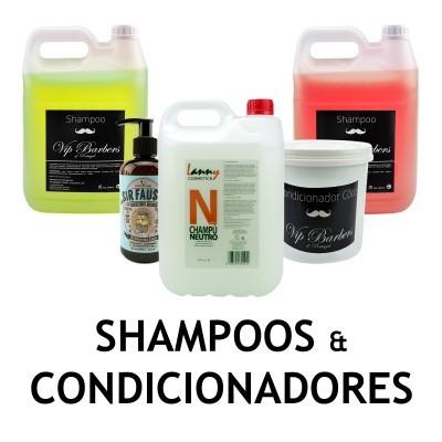 Shampoos & Condicionadores B
