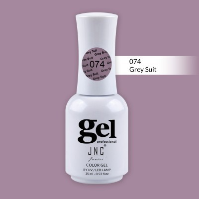 Verniz Gel 074 - Grey Suit