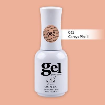 Verniz Gel 062 - Careys Pink II