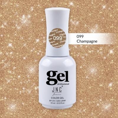 Verniz Gel 099 - Champagne