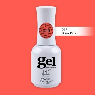 Verniz Gel 029 - Brink Pink