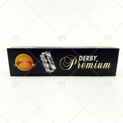 Lâminas Premium Derby 100u | REF.KD114-PRE