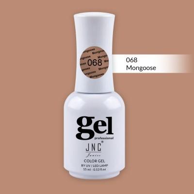 Verniz Gel 068 - Mongoose