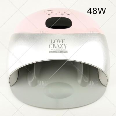 Catalisador LED UV 48W   LOVE CRAZY   N11