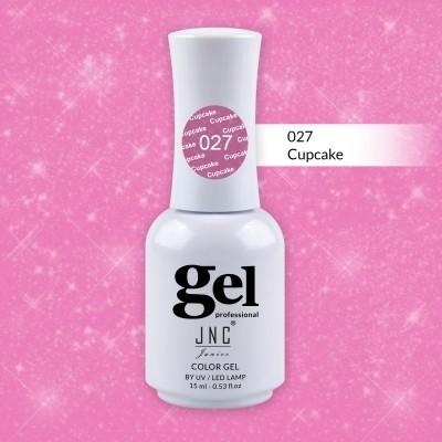 Verniz Gel 027 - Cupcake