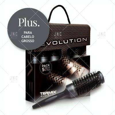 Pack Escovas Cabelo Plus - TERMIX EVOLUTION | Ref. 240538