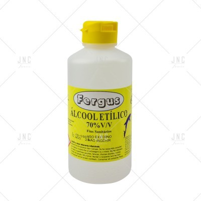 Álcool Etílico 70% V/V 250ml | Ref.101746