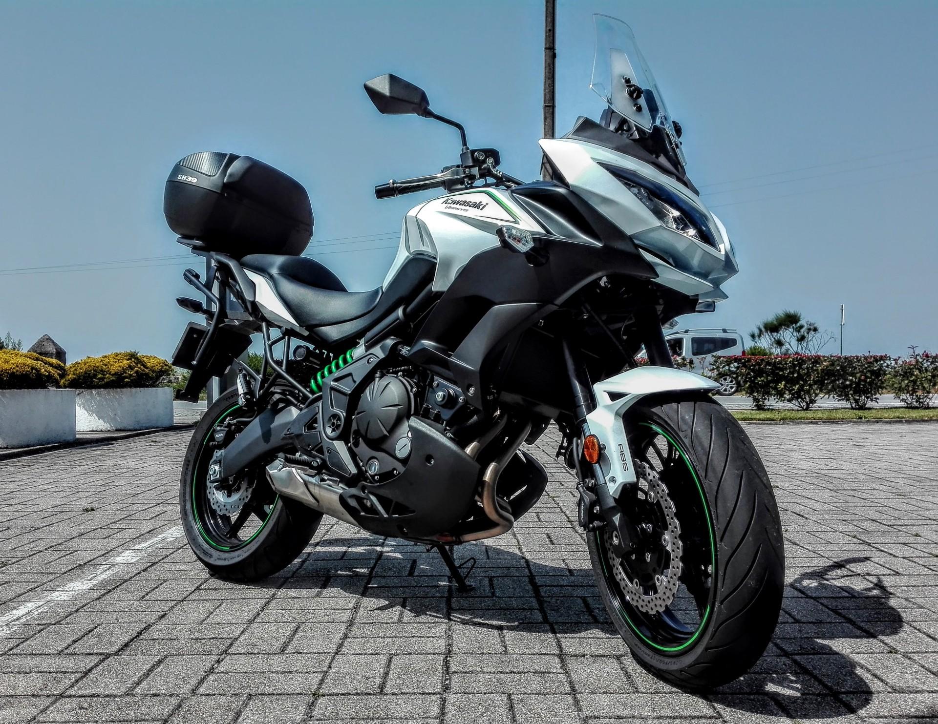Kawasaki Versys 18'