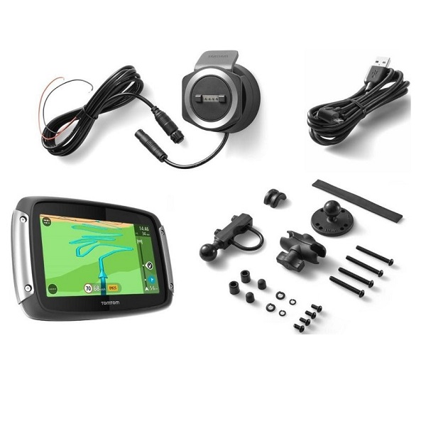 GPS TomTom RIDER 410 GREAT RIDES EDITION