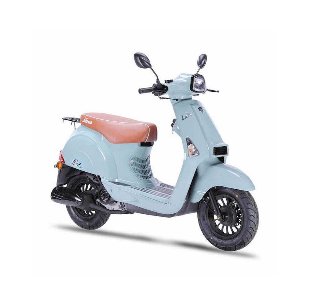 Neco Lola Iced Blue 50cc