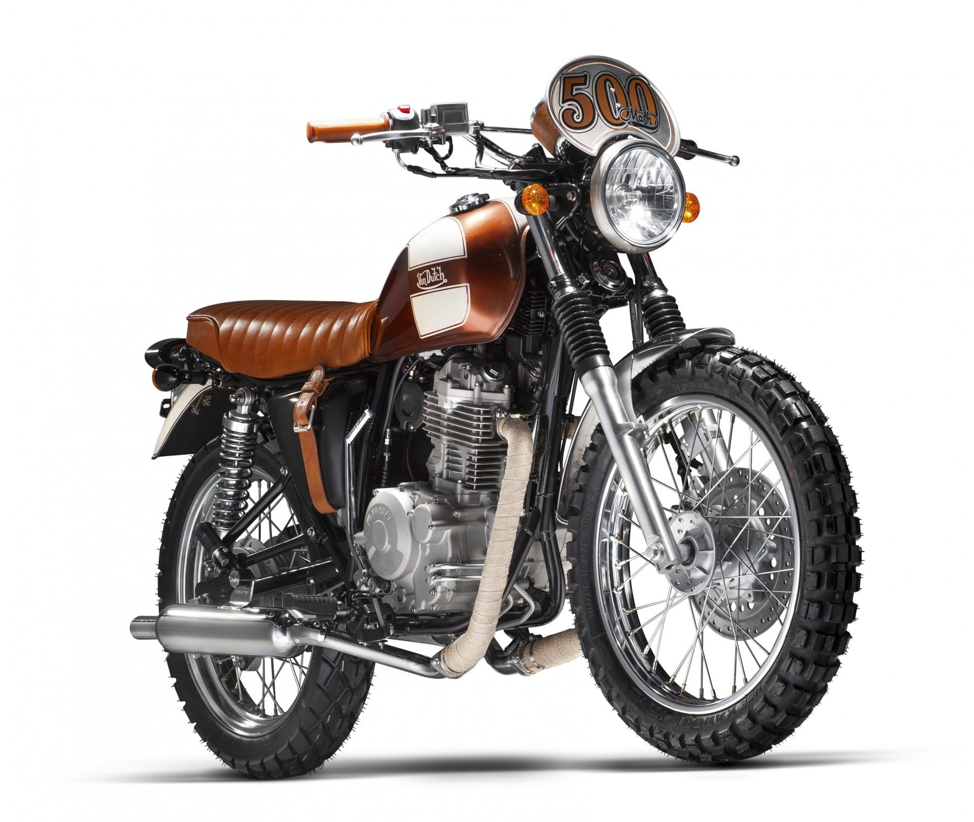 Mash Von Dutch 400cc