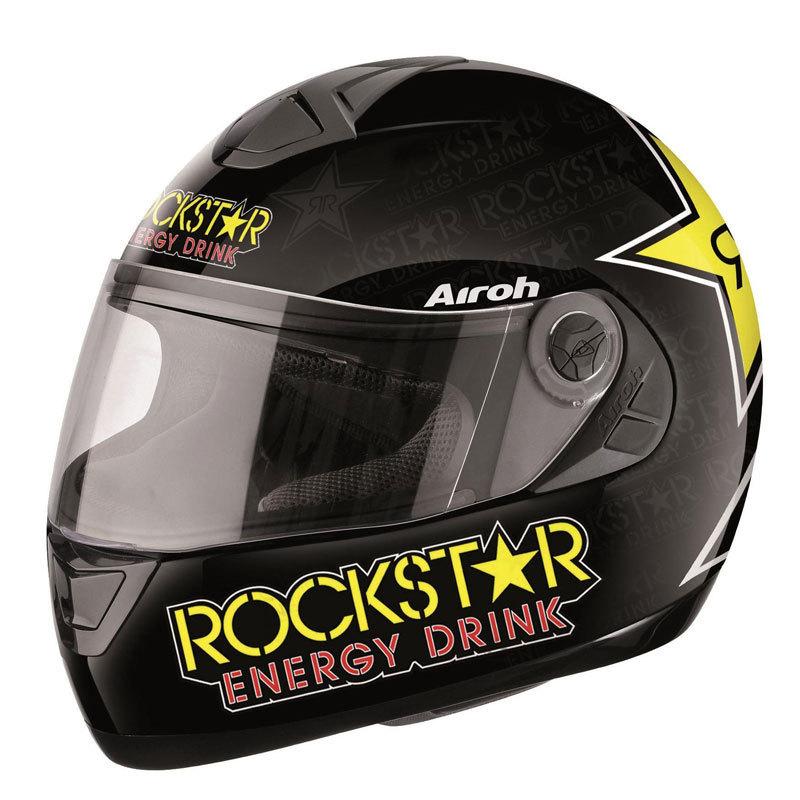 Capacete AIROH Aster-x Rockstar