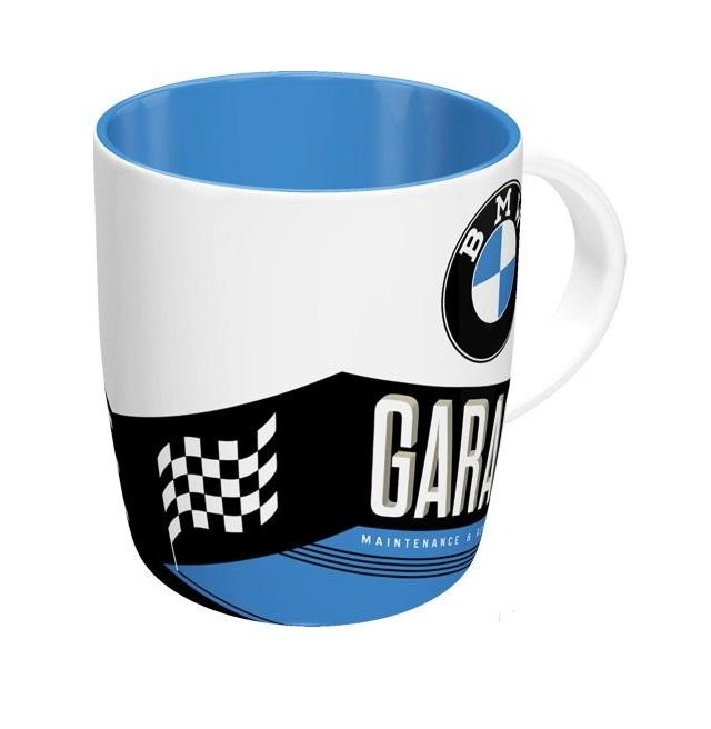Caneca Cerâmica BMW Garage