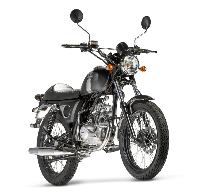 Mash Fifty Black 50cc