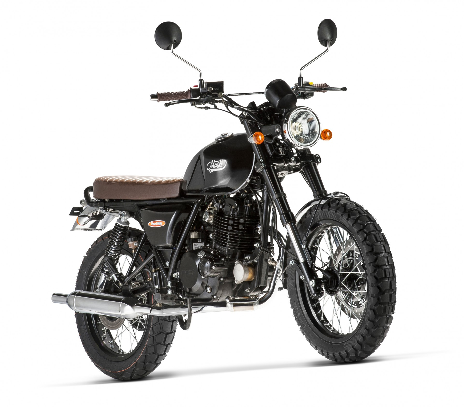 Mash Two Fifty Black 250cc