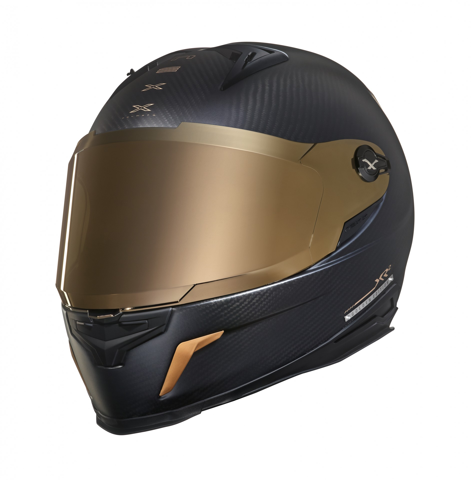 Capacete Nexx X.R2 Golden Edition