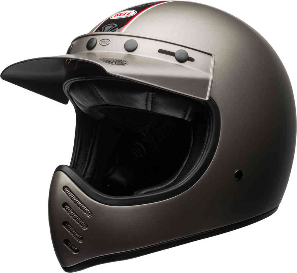 CAPACETE BELL MOTO 3 INDEPENDENT