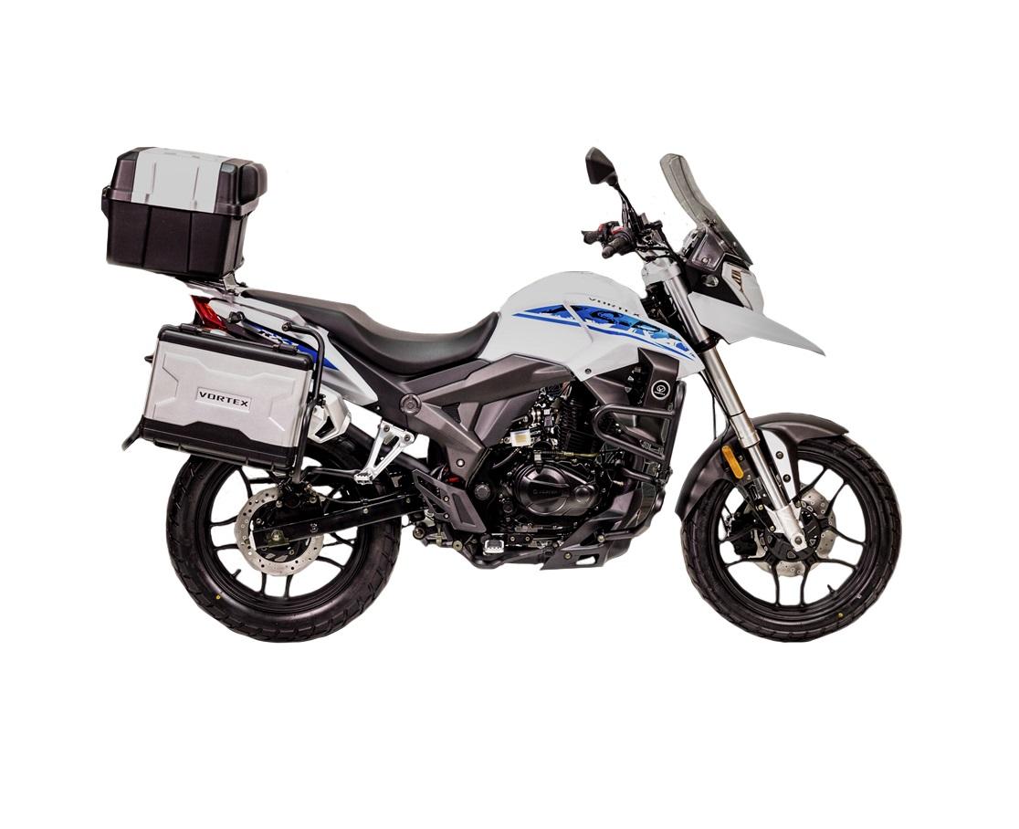 Vortex Trail RX1 White 125cc