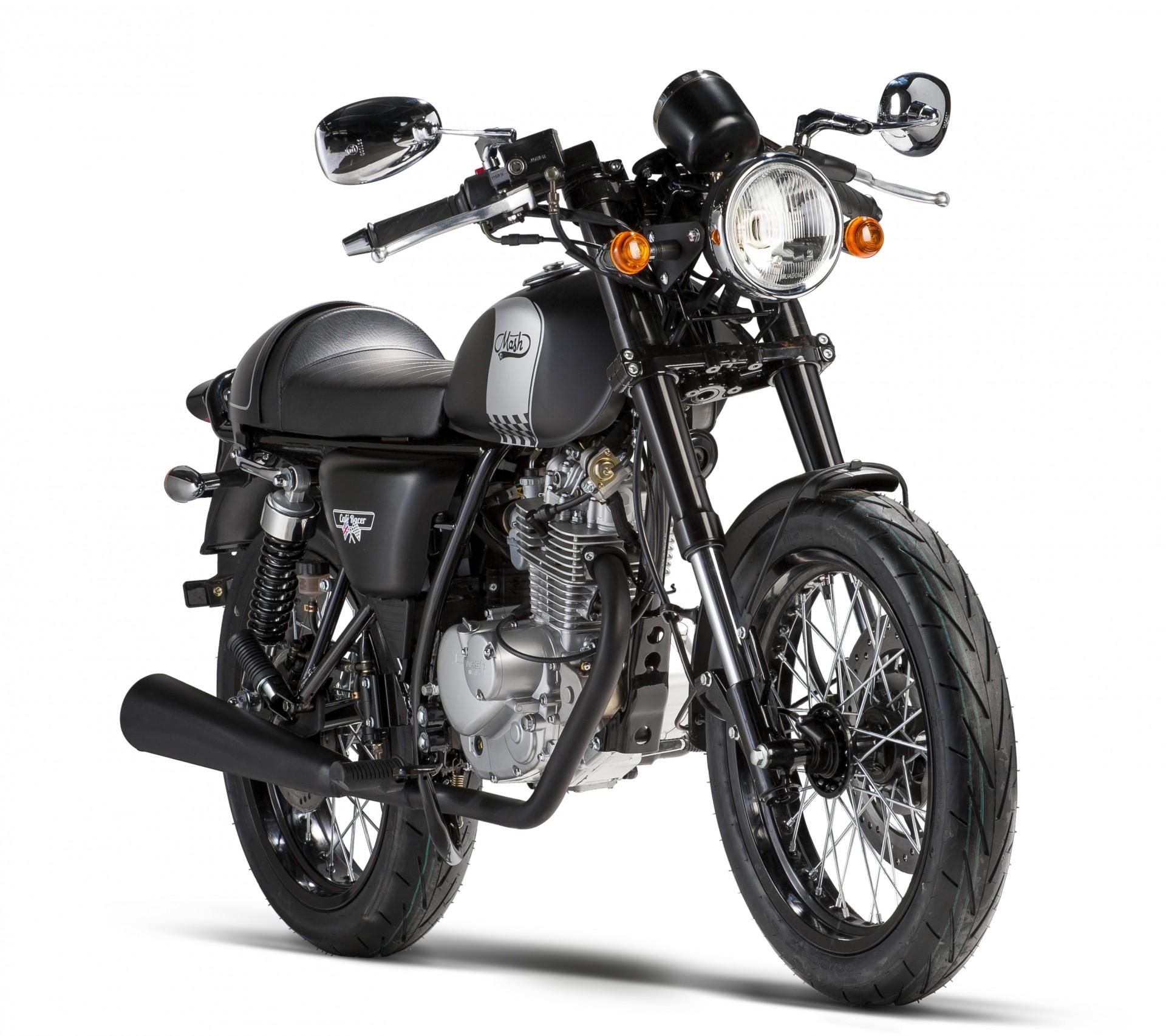 Mash Cafe Racer 125cc