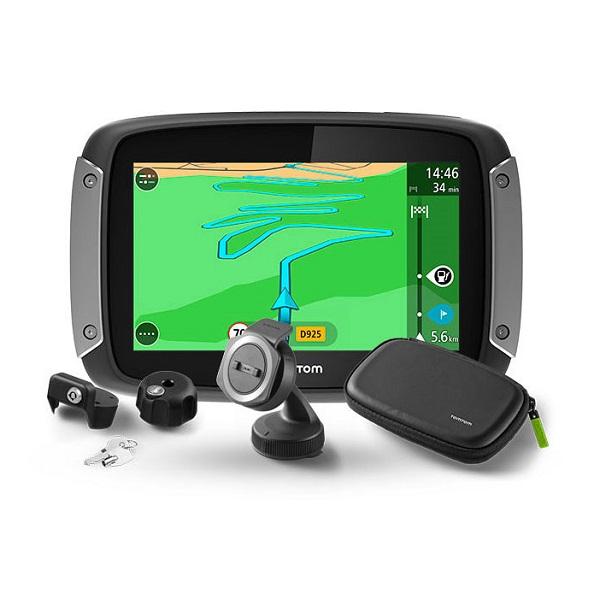 GPS TomTom Rider 410 Premium Pack Great Rides Edition
