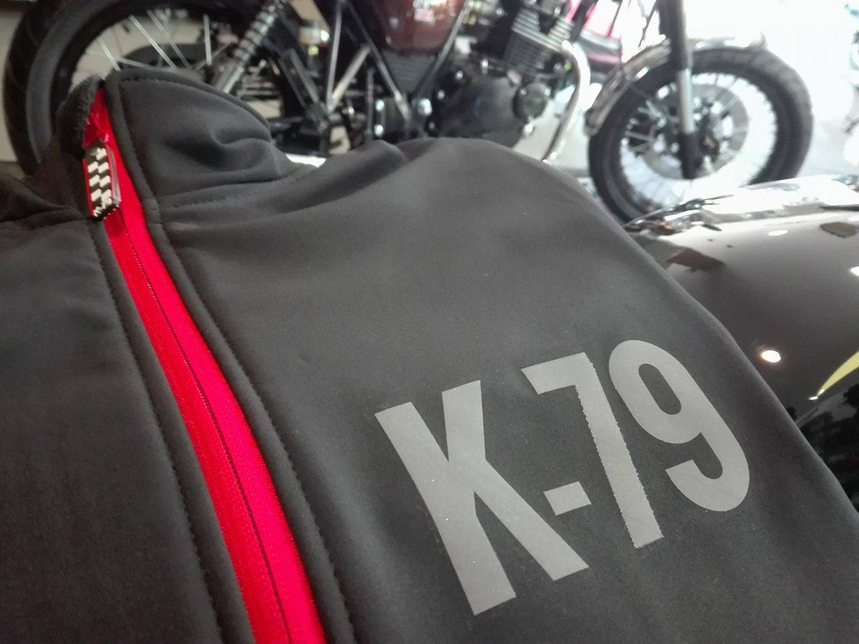 Blusão Softshell K-79 (Fem.)