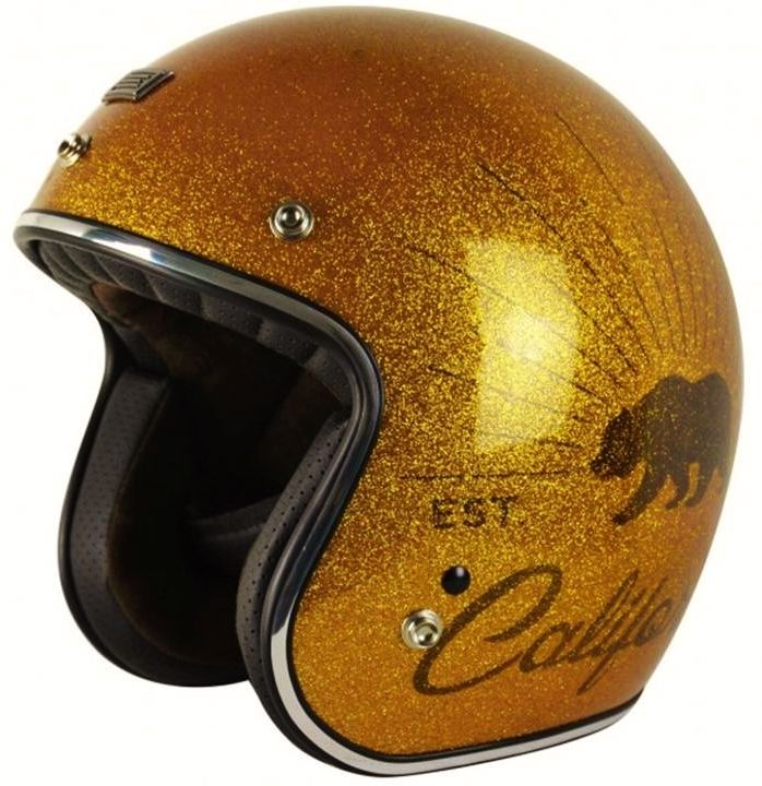 CAPACETE ORIGINE PRIMO GRIZZLY GOLD
