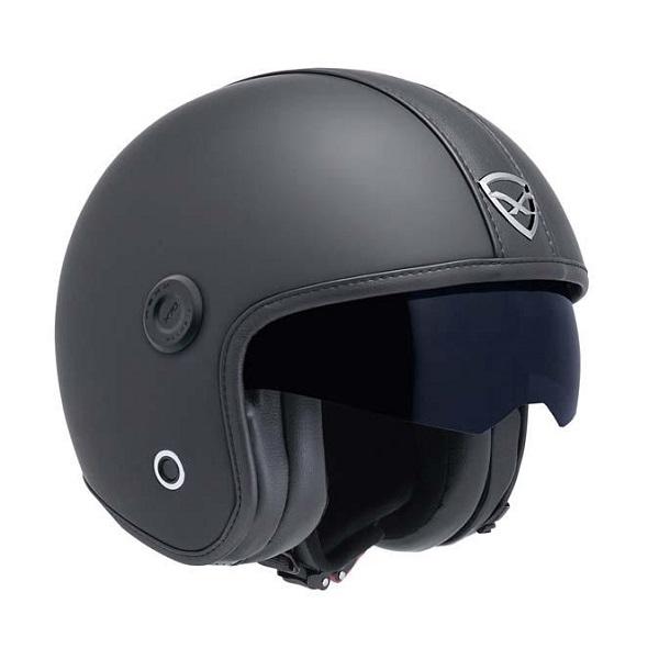 Capacete NEXX X70 CORE BLACK SOFT