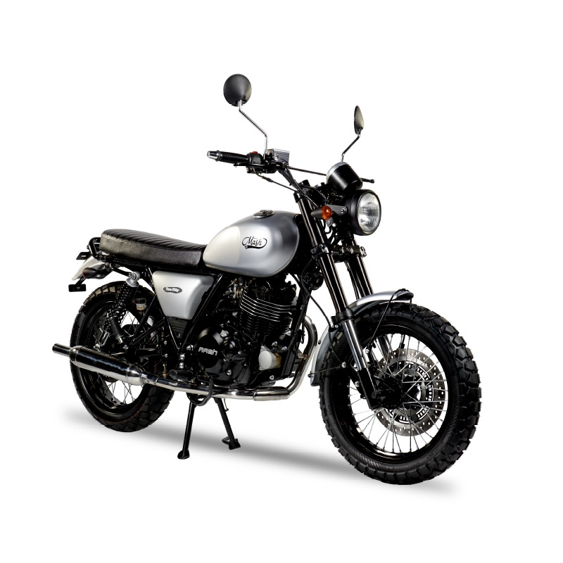 Mash Two Fifty Silver 250cc