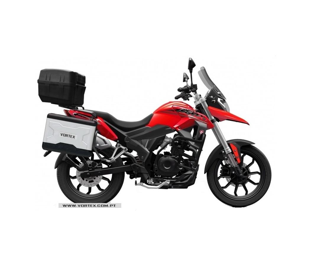 Vortex Trail RX1 Red 125cc