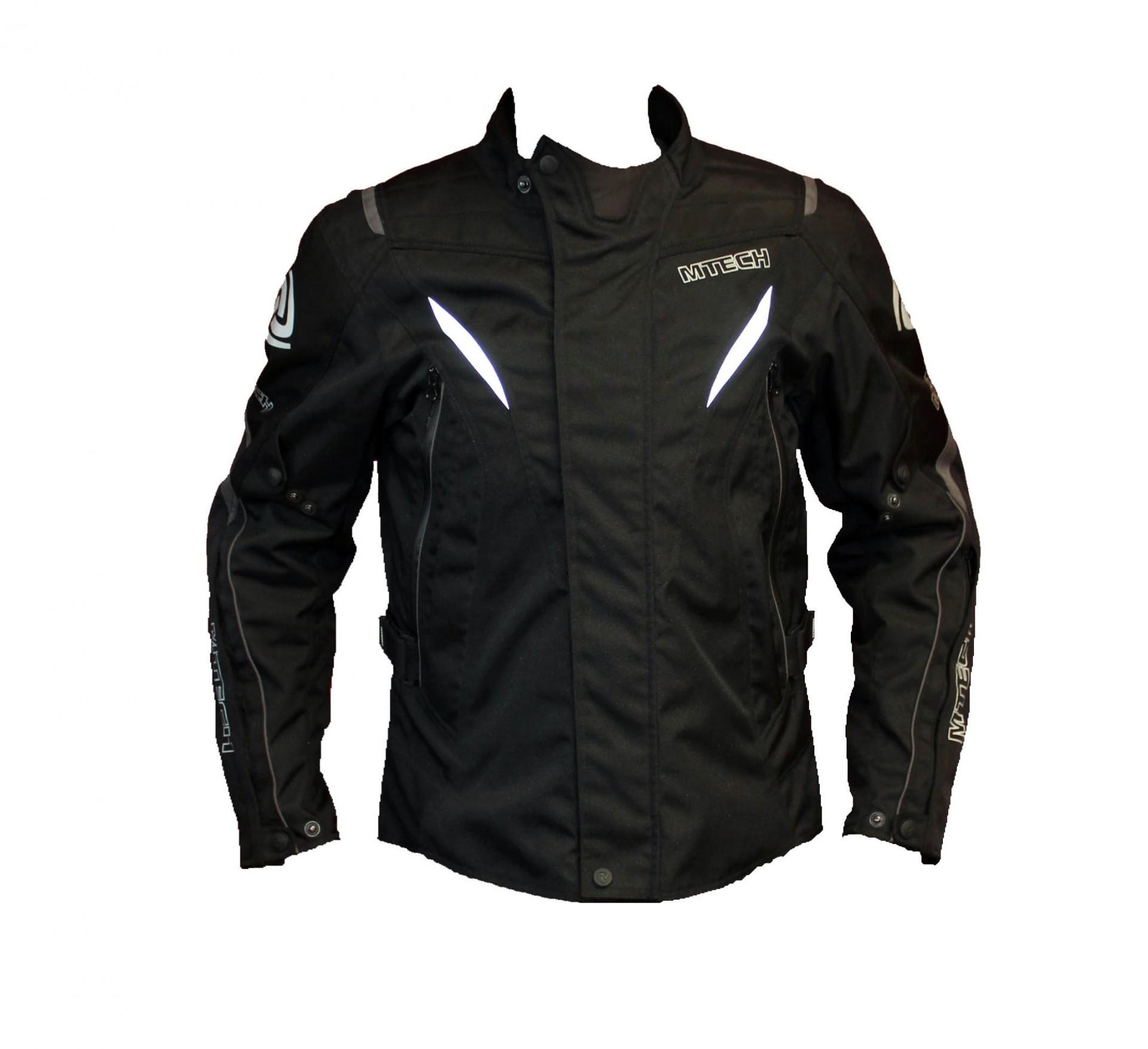 Blusão Mtech Express Black