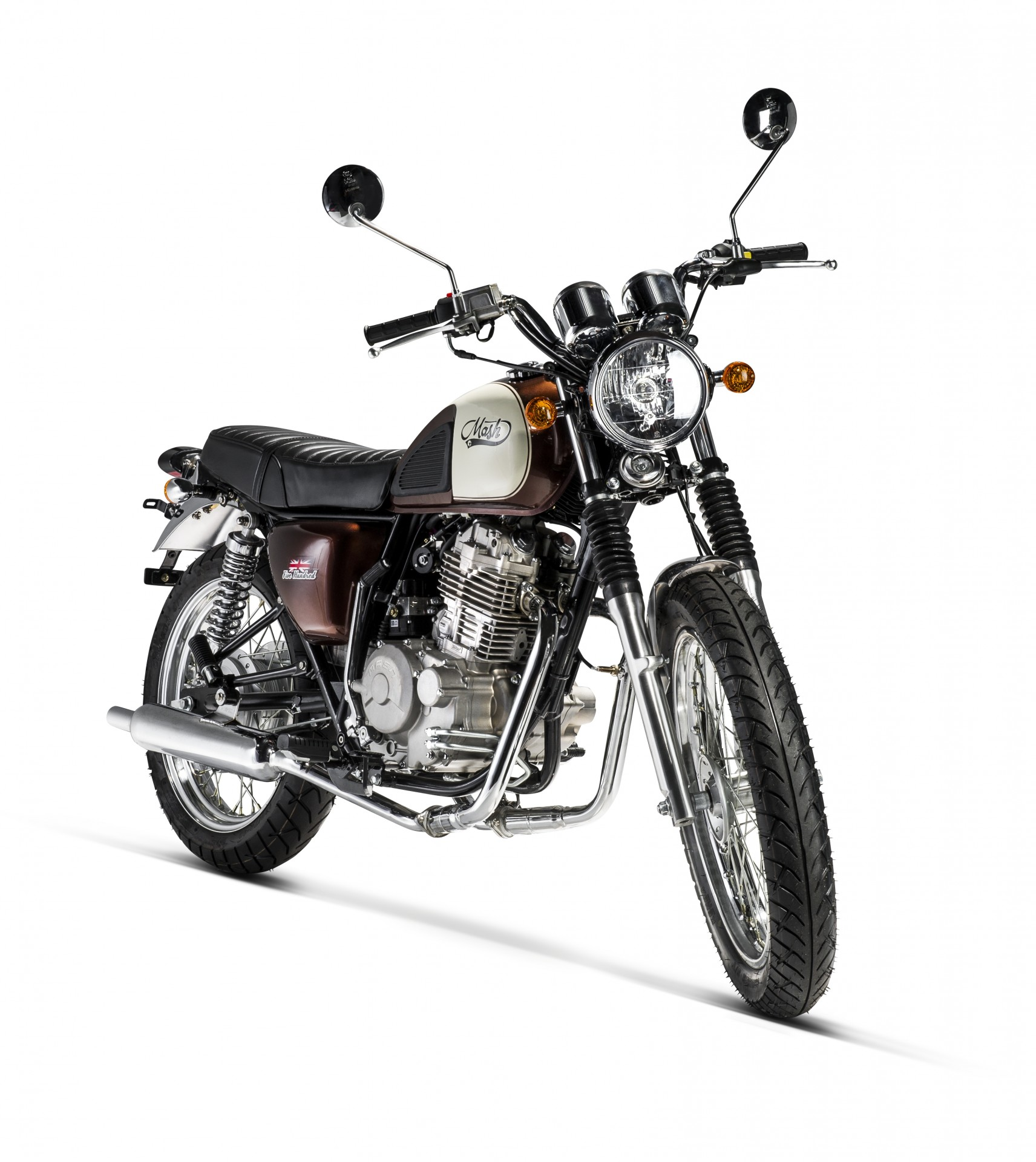 Mash Five Hundred Brown 400cc