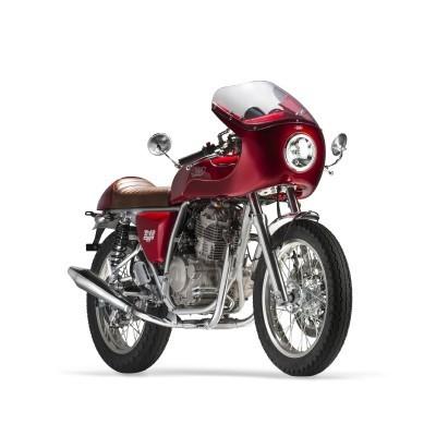 Mash TT 40 Cafe Racer Red 400cc
