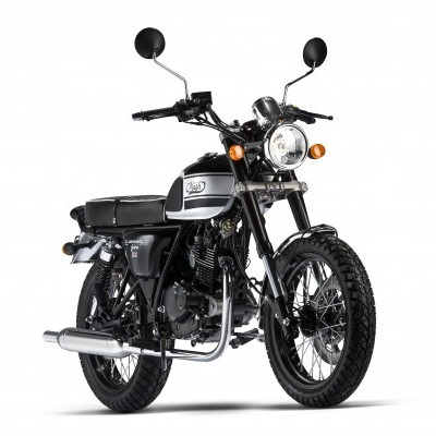 Mash Seventy Five Black 125cc