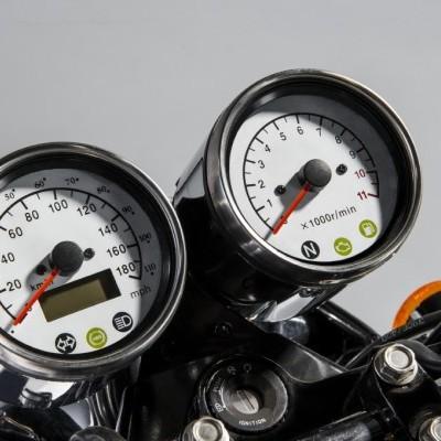 Mash Five Hundred Green 400cc