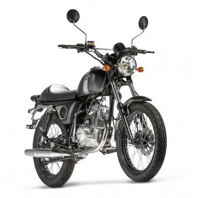 Mash Fifty Black 50cc
