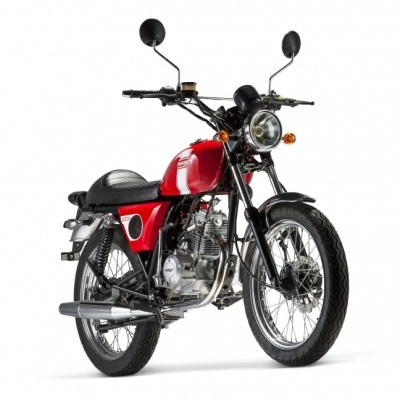 Mash Fifty Red 50cc