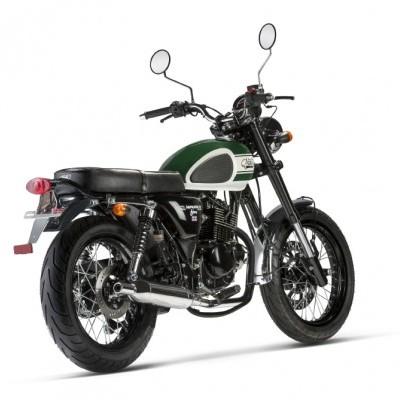 Mash Seventy Five Irish Green 125cc