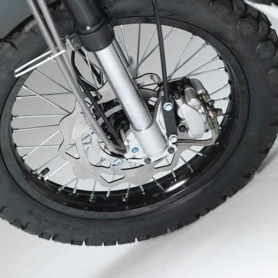 Bullit Hero Titanium Grey 125cc