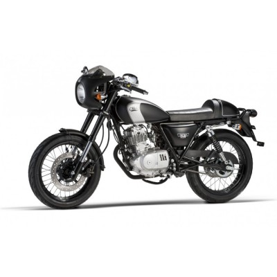 Mash Cafe Racer Black Edition 125