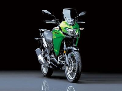 Kawasaki Versys-X 300 com oferta de equipamento