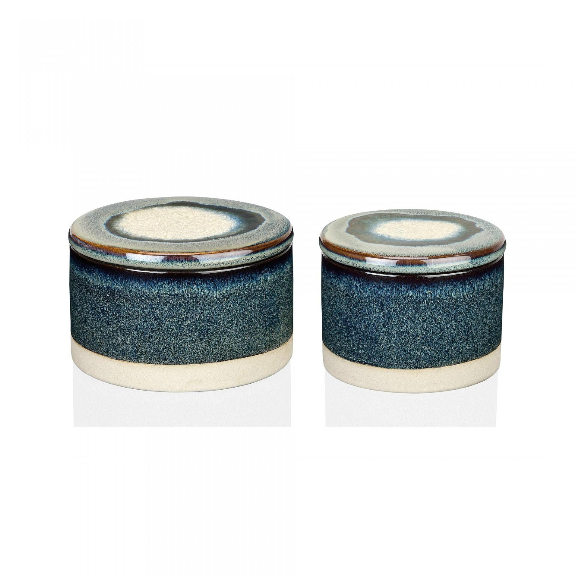 Caixa em cerâmica