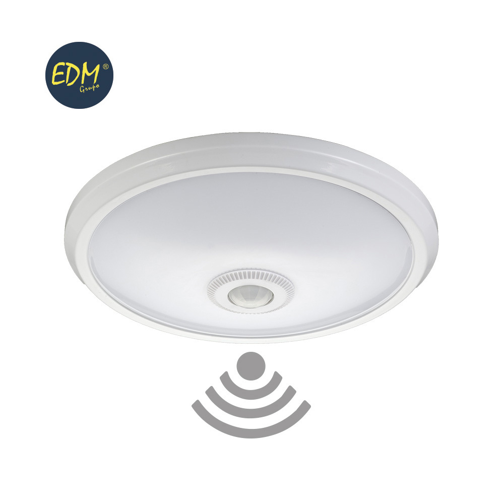 APLIQUE LED COM SENSOR EDM 32507