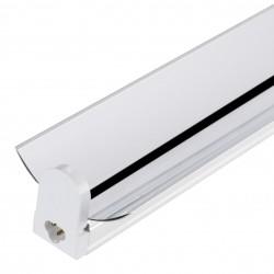 Armadura Alumínio com Reflector para Tubo LED T8