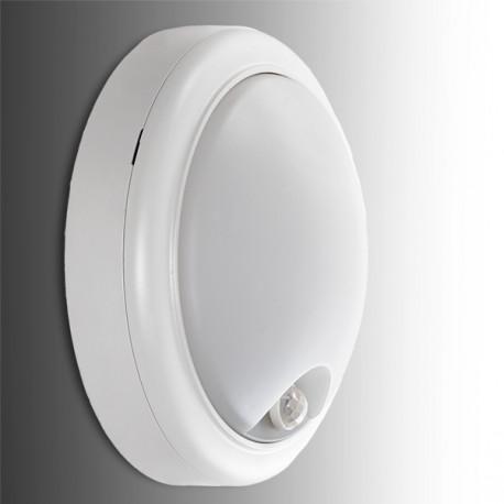 Plafon Redondo LED  Stella 15W C/ Sensor