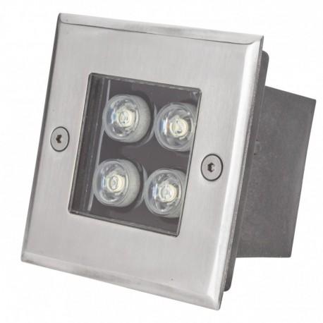 Foco LED IP67 para Embutir  Pavimento
